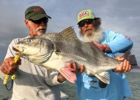 doaweb 285x204 Fishing the Lower Laguna Madre with D.O.A. Lures