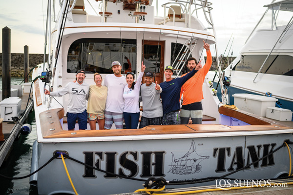 fish tank los suenos 2019 LOS SUEÑOS TOURNAMENTS BEGIN WITH THE LADIES