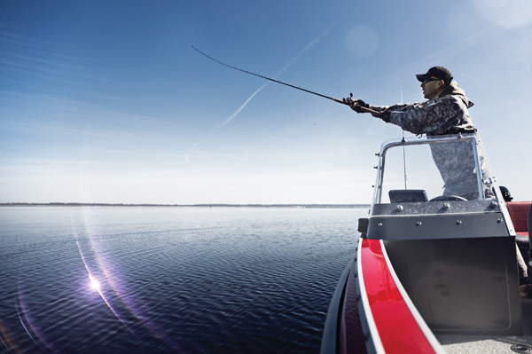 texas fishing Boat and fishing gear checklist