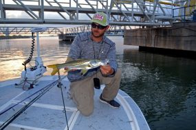 brian2 285x190 Texas Snook with Capt. Brian Barrera