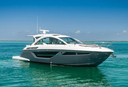 cantius y 441x300 Cruisers Yachts 50 Cantius: Infinite Entertaining