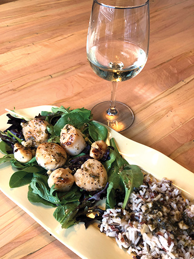 scallop recipe The Galley: Seared Scallops Recipe