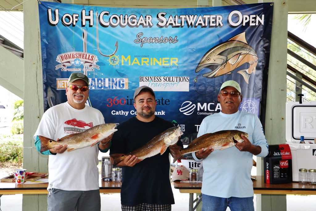 62446610 1386741711475365 6116945740687212544 o 1024x683 12th Annual Cougar Saltwater Open Fishing Tournament