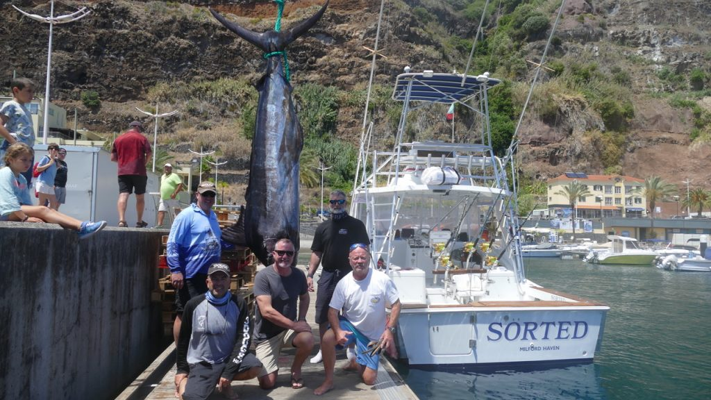 Sorted Wins The 2019 Blue Marlin World Cup