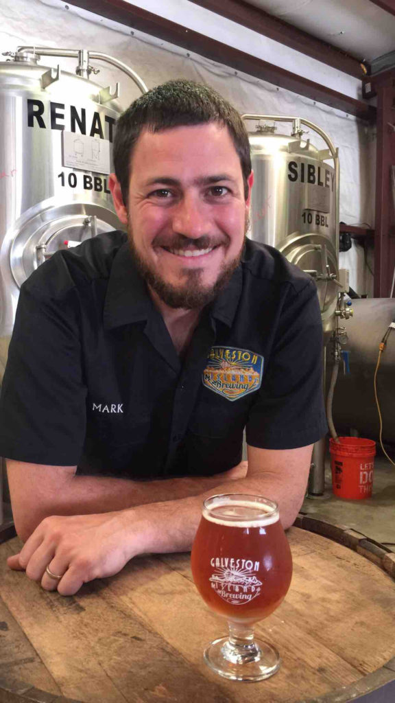 Mark 576x1024 Owner of Galveston Island Brewing Keeps the Island Vibes Alive