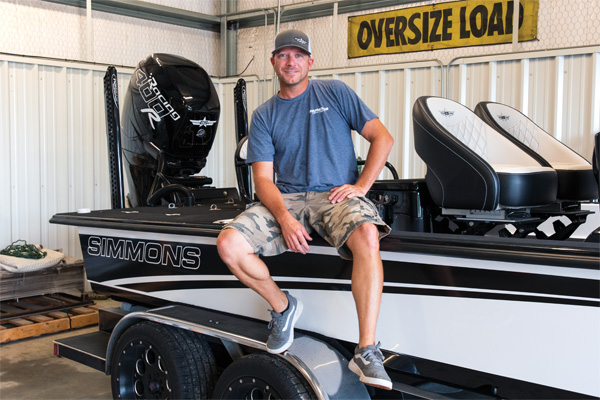 eric simmons ES Custom Boats: Making Dreams Come True