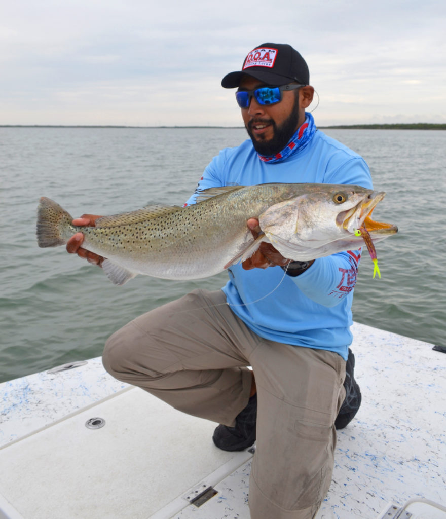 luis flandes 880x1024 Texas Grand Slams and Trophy Trout