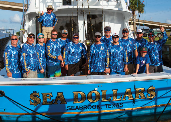 seadollarscrew $EA DOLLAR$ Tuna Tradition Endures