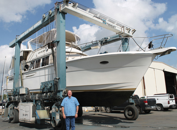 stys mark South Texas Yacht Service