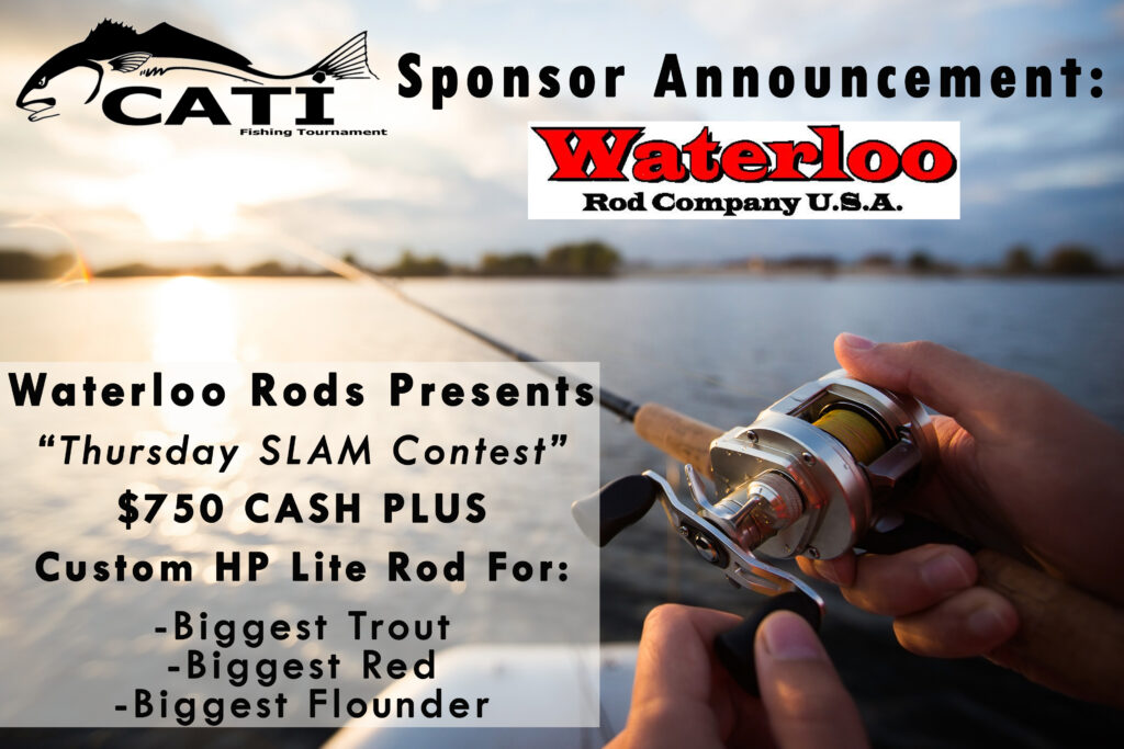 Waterloo Rods 1024x683 Come and Take It Tournament