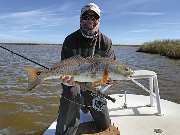 flyfishingredfish Walking in a Winter Wonderland