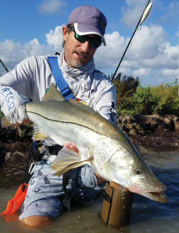 wayne snook TIE ONE ON: Capt. Wayne Davis